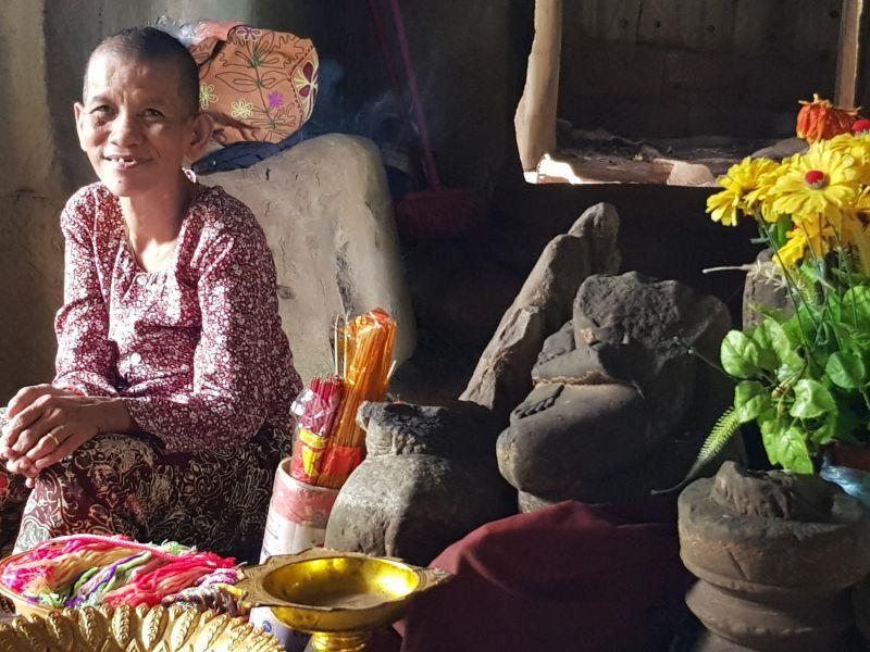 Angkor Nonne Ta Prohm