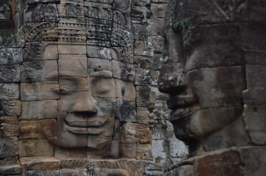 Angkor Thom Gesichtertürme