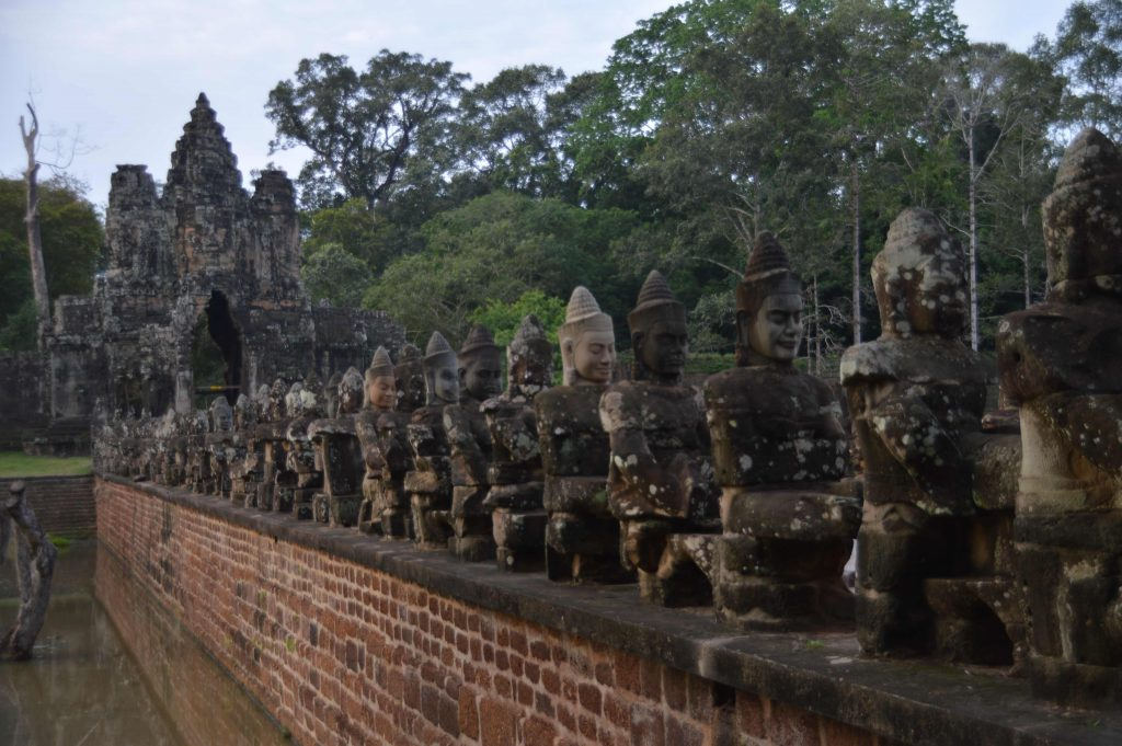 Angkor Thom Südtor