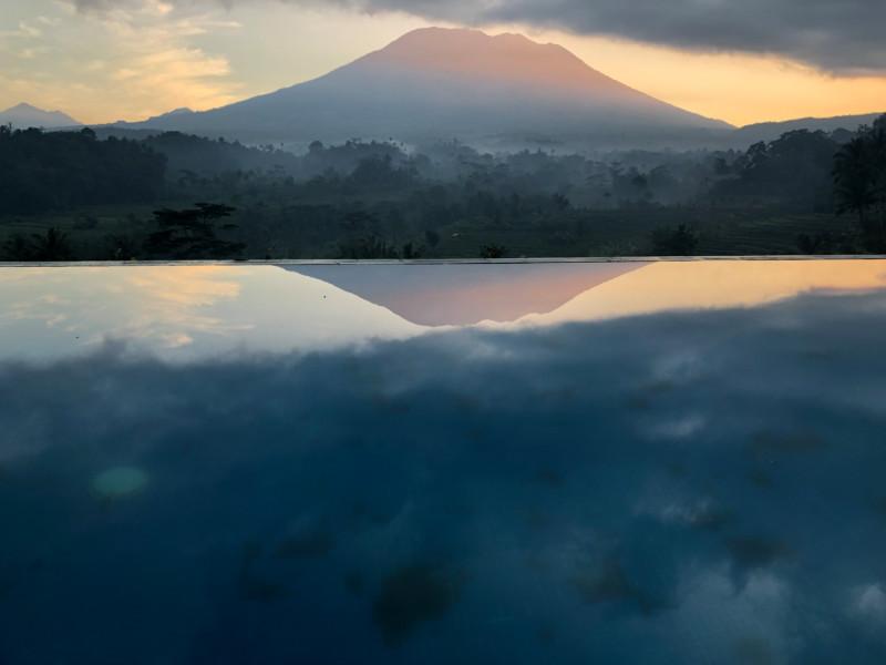 Villa Iseh Gunung Agung