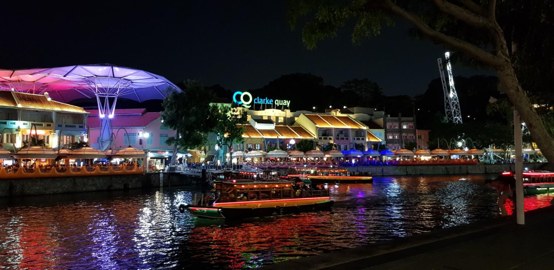 Clark Quay Singapur